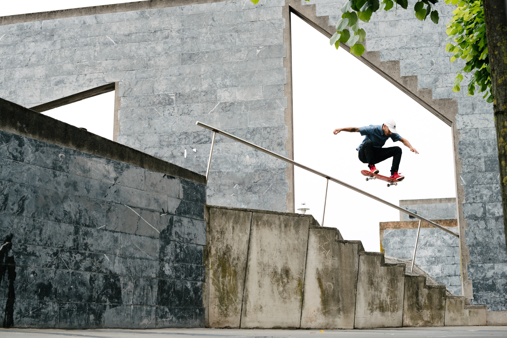Nollie | Photo: Johnathan Mehring
