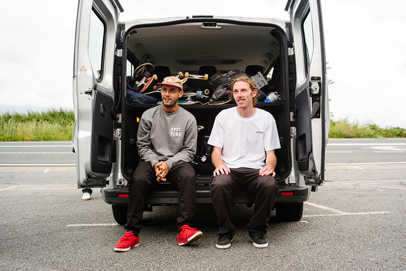 Jack Curtin and Jake Hayes | Photo: Johnathan Mehring